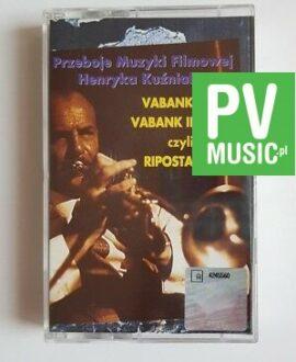 HENRYK KUŹNIAK VABANK, VABANK II.. audio cassette