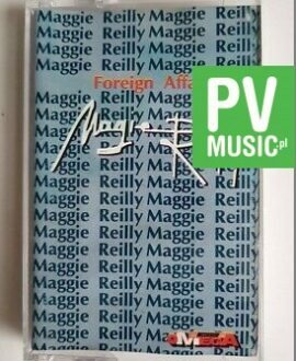 MAGGIE REILLY FOREIGN AFFAIR audio cassette