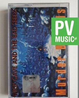NICK CAVE MURDER BALLADS audio cassette