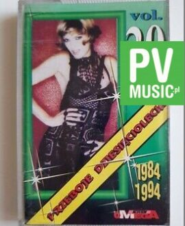 TOP HITS vol.20 MOULIN ROUGE, NORMAN.... audio cassette
