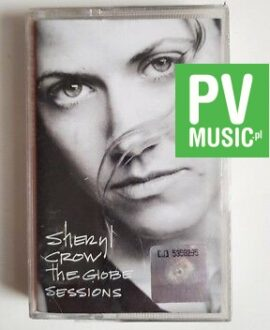 SHERYL CROW THE GLOBE SESSIONS audio cassette