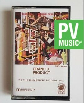 BRAND X PRODUCT audio cassette