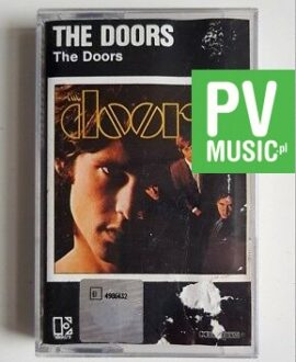 THE DOORS THE DOORS audio cassette