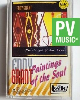 EDDY GRANT PAINTINGS OF THE SOUL audio cassette