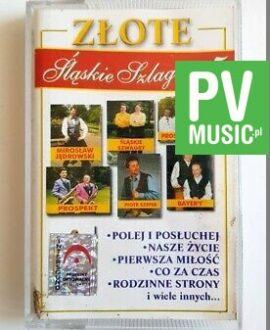 ZŁOTE ŚLĄSKIE SZWAGRY PIOTR SZEFER, DUO FENIX.. audio cassette