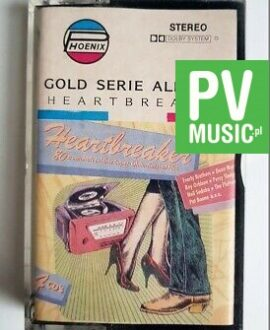 GOLD HEARTBREAKER PUSSYCAT, MAYWOOD.. audio cassette