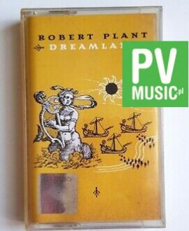 ROBERT PLANT DREAMLAND audio cassette