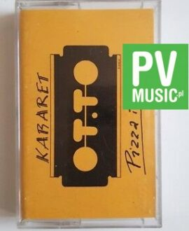 KABARET OT.TO PIZZA I PYZY audio cassette