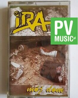 IRA MÓJ DOM audio cassette