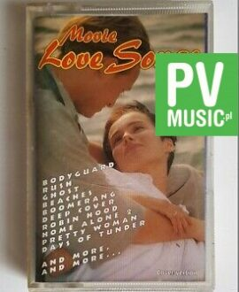 MOVIE LOVE SONGS BODYGUAD, RUSH.. audio cassette