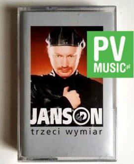 JANSON TRZECI WYMIAR audio cassette