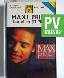 MAXI PRIEST BEST OF ME audio cassette