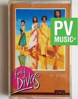 EN VOGUE FUNKY DIVAS audio cassette