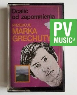 MAREK GRECHUTA PRZEBOJE audio cassette