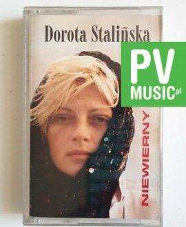 DOROTA STALIŃSKA NIEWIERNY CZAS audio cassette