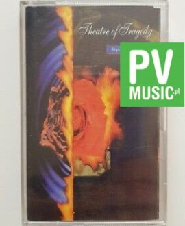 THEATRE OF TRAGEDY AEGIS audio cassette