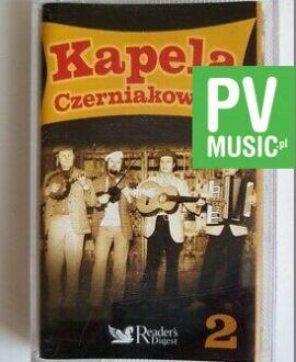 KAPELA CZERNIAKOWSKA 2 CZERNIAKOWSKIE TANGO audio cassette
