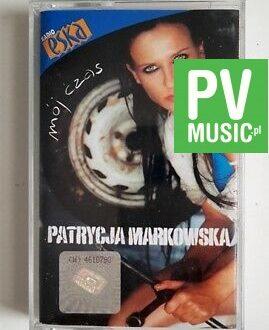 PATRYCJA MARKOWSKA MÓJ CZAS audio cassette