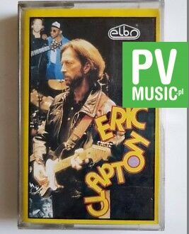 ERIC CLAPTON JOURNEYMAN audio cassette