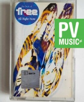 THE BEST OF FREE ALL RIGHT NOW audio cassette