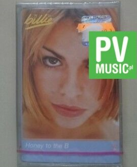 BILLIE HONEY TO THE B new -  rare audio cassette