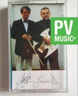 JESIENNY PAN TO TYLKO ŚNIEG... audio cassette