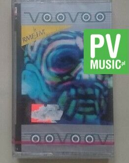 VOO VOO   OOV OOV  NEW IN FOIL    audio cassette