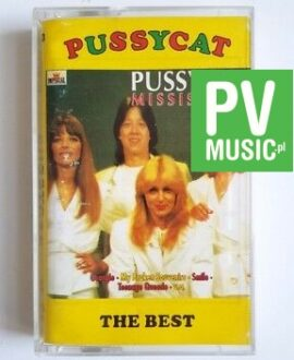 PUSSYCAT THE BEST audio cassette