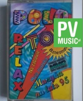 DISCO POLO RELAX audio cassette