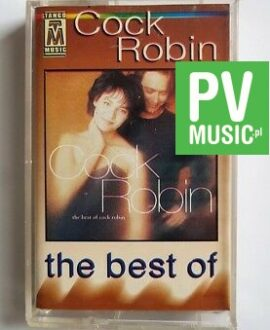 COCK ROBIN THE BEST OF   audio cassette