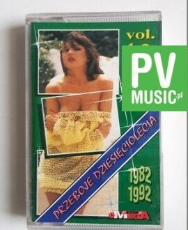 TOP HITS 1982-1992 SANDRA, TROLL.. audio cassette