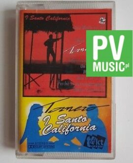 TORNERO SANTO CALIFORNIA audio cassette