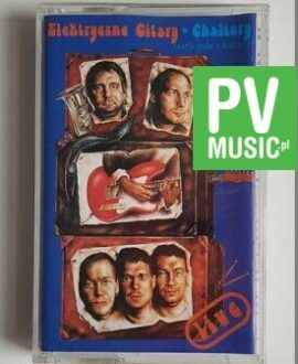 ELEKTRYCZNE GITARY CHAŁTURY audio cassette