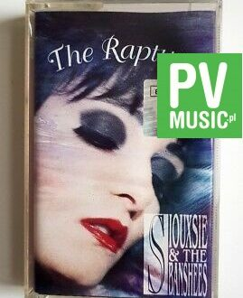 THE RAPTURE SIOUXSIE AND THE BANSHEES audio cassette