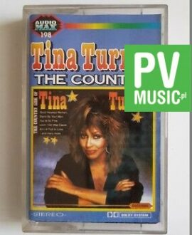 TINA TURNER THE COUNTRY audio cassette