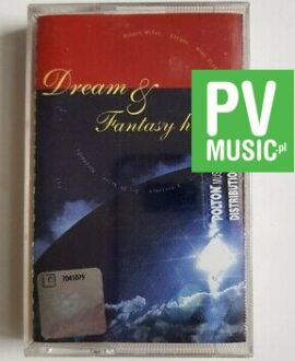DREAM & FANTASY HITS MORCHEBA, M.OLDFIELD.. audio cassette
