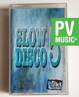 SLOW DISCO 5 SANDRA, W.HOUSTON.. audio cassette