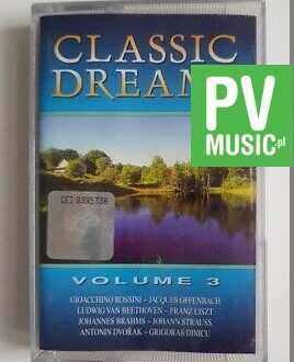 CLASSIC DREAMS Volume 3 audio cassette