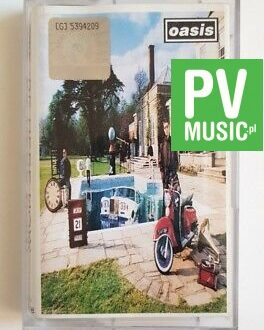 OASIS BE HERE NOW audio cassette