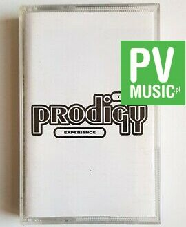 THE PRODIGY EXPERIENCE audio cassette