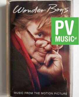 WONDER BOYS SOUNDTRACK audio cassette
