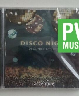 DISCO NIGHT  DECEMBER 2015  CD