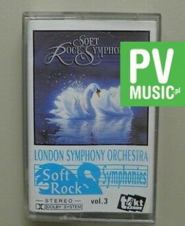 LONDON SYMPHONY ORCHESTRA  SOFT ROCK VOL.3     audio cassette