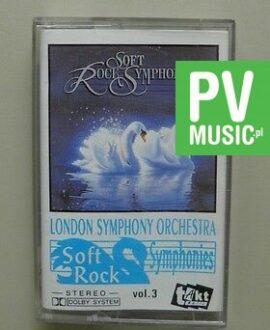 LONDON SYMPHONY ORCHESTRA  SOFT ROCK VOL.3     audio cassette