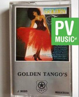 GOLDEN TANGO'S ARGENTINA VIEJA.. audio cassette