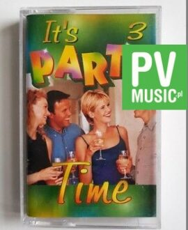 IT'S PARTY TIME THE BEATLES, ABBA.. audio cassette