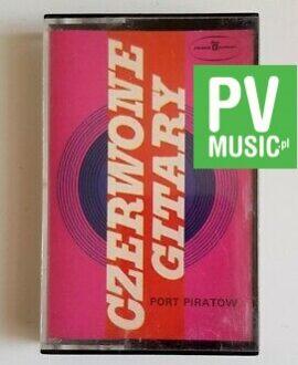 CZERWONE GITARY PORT PIRATÓW audio cassette