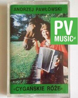 ANDRZEJ PAWŁOWSKI CYGAŃSKIE RÓŻE audio cassette