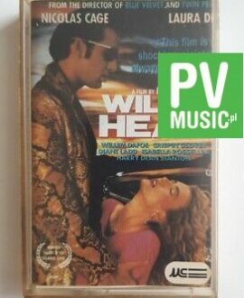 WILD AT HEART -  SOUNDTRACK audio cassette