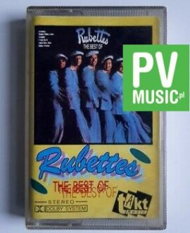 RUBETTES THE BEST OF audio cassette